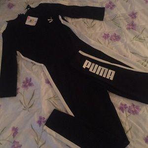 Puma jumpsuit